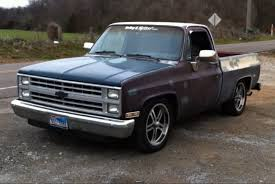 All Chevy chevy c-10 : 5.3L Swapped '84 C10 Chevy Pickup Stolen In Alabama - LSX Magazine