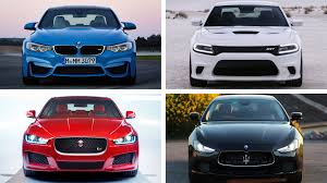 Top Sports Sedan Cars Youtube