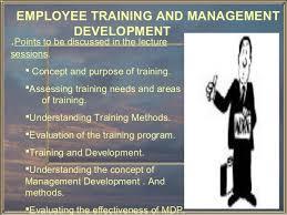 Employee Training Management Employee Training And Mdp