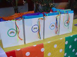 rainbow theme sticd gift