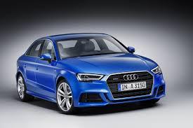 Audi A3 Sedan | Audi MediaCenter