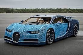 Lego® technic™ bugatti chiron 42083 our exclusive lego® technic™ bugatti chiron super car contains 3,599 pieces, has a w16 engine with moving pistons, eight fully functioning gears and much more. Life Size Lego Technic Bugatti Chiron Hiconsumption