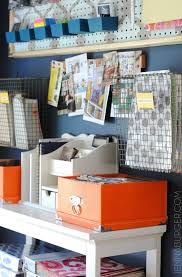 creating office work. WORK SPACE REVAMP: Getting Organized And Creating An Office Command Center Using A Framed Pegboard Work