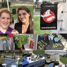 sdcaa golf tournament in coronado ghostbusters theme protechfun
