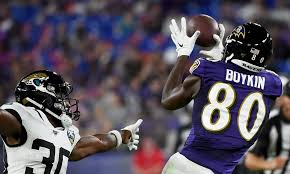 Baltimore Ravens Depth Chart Wr Miles Boykin Earning