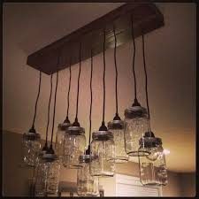 chandelier made from mason jars unique diy pottery barn mason jar chandelier made by my hubby