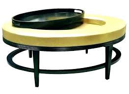 round black ottoman tray where can i top furniture beautiful with storage large leather medium
