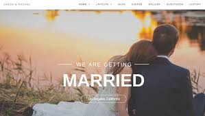 Wedding Wordpress Theme 11 Best Wordpress Themes For Wedding Planners 2018 Egrappler