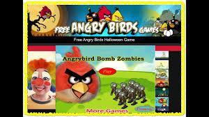 Angrybirds Bomb Zombies 🐔🦜🦢🦃 Top Kids Game 2020🐓🦆🦩🦚🦉🐦🐧🐥🐤🐔🐔🐔  - YouTube