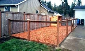 best material for dog run backyard gallery of ideas us complex 1 small yards kennel and best material for dog run