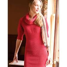 Knit Dress Pattern Adorable Ladies' Dresses Knitting Patterns Planet Purl