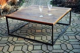 rustic coffee tables black white table kijiji edmonton
