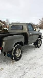 1967 Chevy C/K-10 Stepside Shortbox truck 4x4 for sale in ...
