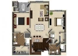 2 Bedroom 2 Bathroom Apartment B4 Floor Plan At The Verdant Apartments In San  Jose,