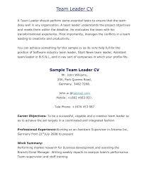 Resume Of Team Leader In Bpo Albertogimenob Me