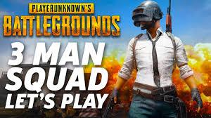 We TRY to Survive PlayerUnknown's Battlegrounds - <b>PUBG 3</b> Man ...