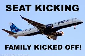 Jetblue Plane Seating Chart Jet Blue Ejects Family From The Plane After Their Toddler