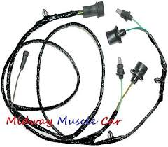 rear body tail light lamp wiring harness chevy gmc pickup truck 73 84 chevy truck wiring harness at 84 Chevy Truck Wiring Harness