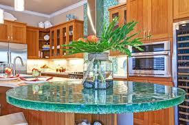 Caribbean Hues Kitchen beach-style-kitchen