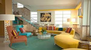 Small Picture 10 Whimsical Modern Retro Interior Design Ideas https