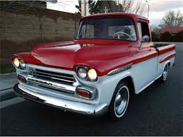 1959 Chevrolet Apache wallpapers, Vehicles, HQ 1959 Chevrolet ...