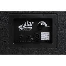 Fender 4x10 Guitar Cabinet Aguilar Db Series 4x10 Speaker Cabinet 4ohm Classic Black At