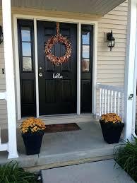 black door paint appealing painting your front door black in decorating design ideas with painting your black door paint