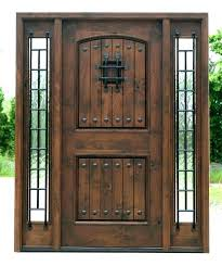 wood entry doors with wrought iron exterior wood door with glass modern front door with french wood entry doors