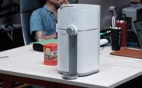 Trải nghiệm máy lọc nước để bàn RO Philips ADD6910: không cần nối ống, đa  dạng các tiện ích