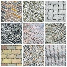 patio pavers patterns. Landscape Paver Patterns Patio Floor Layout . Pavers