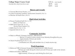 Extremely Scholarship Resume Templates Peachy Spectacular