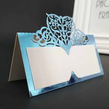 10/50/<b>100Pcs</b> Place Cards <b>Seat Card</b> Favor Decor Chic Name ...