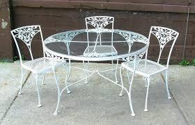 Iron Outdoor Furniture Metal Outdoor Furniture Wrought
