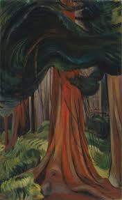red cedar emily carr 1931