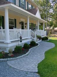 Traditional Exterior Front Porch Design, Pictures, Remodel, Decor and Ideas  - page 55