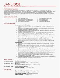 Retail Resume Template Professional Resume Objective Career Change