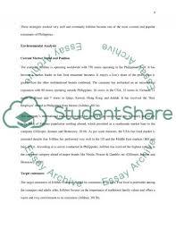 market analysis of jollibee fast food restaurant essay  fast food restaurant essay example text preview