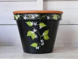 Designs For Flower Pot Painting Flower Pot Design Ideas Lovely Spare Bedroom Design Ideas