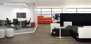 furniture office space. A Professional Office Space Utilizing The Latest In Furniture Design
