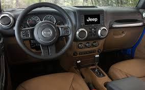 new jeep wrangler unlimited interior image 1