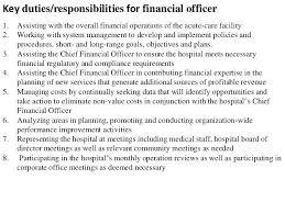 Music Manager Job Description Financial Manager Job Description Mwb Online Co