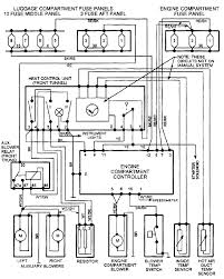 the mysteries of porsche 911 auto heat above a more detailed diagram note all of the connections to the controller relay