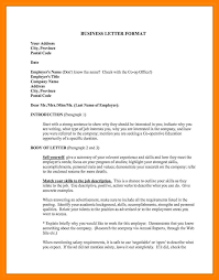 Types Of Business Letters Pdf Formal Business Letter