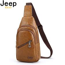 <b>JEEP BULUO Brand Man</b> Bag Corss body Sling Bags For Men ...