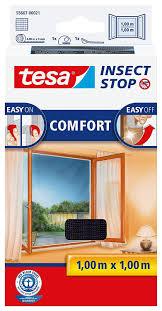 Tesa Insect Stop Comfort Fliegengitter Fenster Amazonde Elektronik