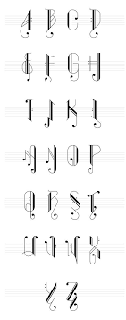 music notes in words words written in musical notes google search lettering
