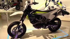 2016 husqvarna 701 supermoto at 2015 eicma milan motorcycle exhibition