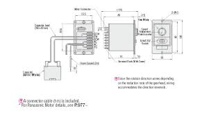 motor specifications and wiring diagrams fa mechanical standard motor speed controller