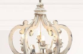 white rustic chandelier distressed wood chandelier rustic chandeliers french country white wood chandelier