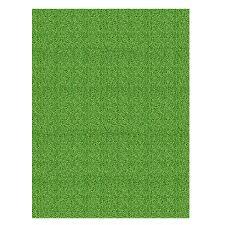 shaw living grass rectangular indoor tufted area rug